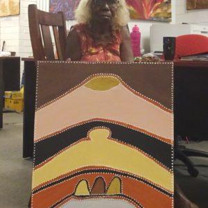 Betty Carrington Aboriginal Art
