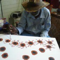 Stan Brumby Aboriginal Art