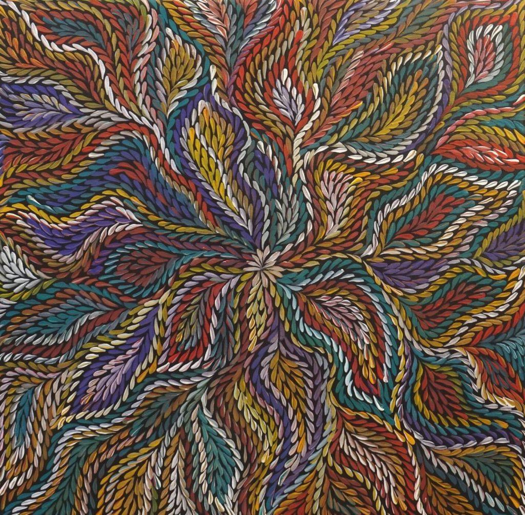 Rosemary Petyarre Aboriginal Art