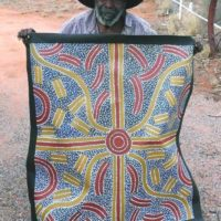 Lindsay Bird Aboriginal Art