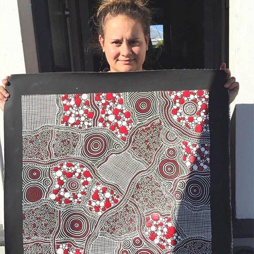 Tarisse King Aboriginal Artist