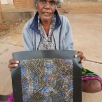 Gracie Morton Aboriginal Art