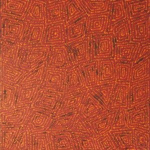 George Ward Tjungurrayi Aboriginal Art