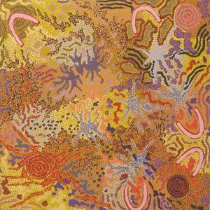 Gabriella Possum Nungurrayi Aboriginal Art