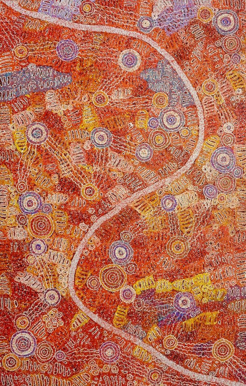 Barbara Weir Aboriginal Art