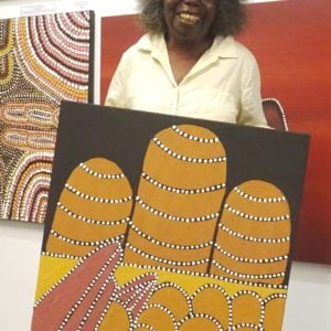 Sade Carrington Aboriginal Art