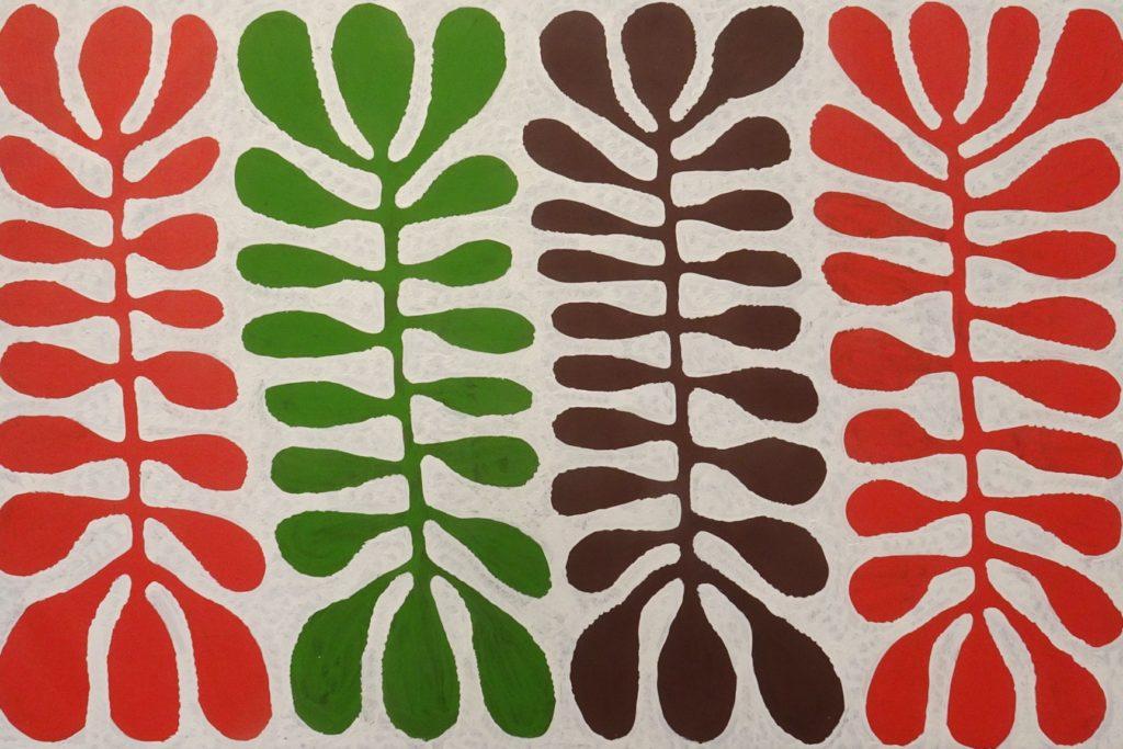 Mitjili Naparrula Aboriginal Art