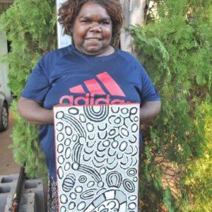 Daphne Larry Aboriginal Art