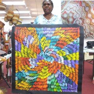 Jacinta Numina Aboriginal Art