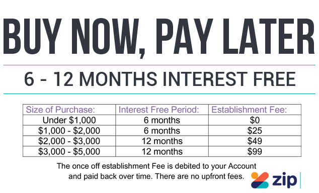 Buy Now Pay Later Interest Free