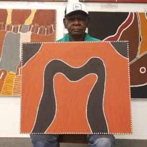 Tommy Carroll Aboriginal Art