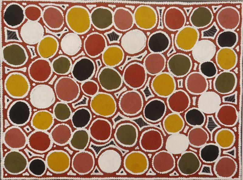Ju Ju Wilson Aboriginal Art