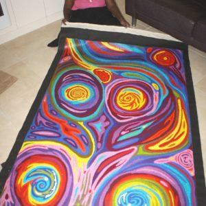 Anna Price Petyarre My Country – Springtime Series (1A) ARTIST