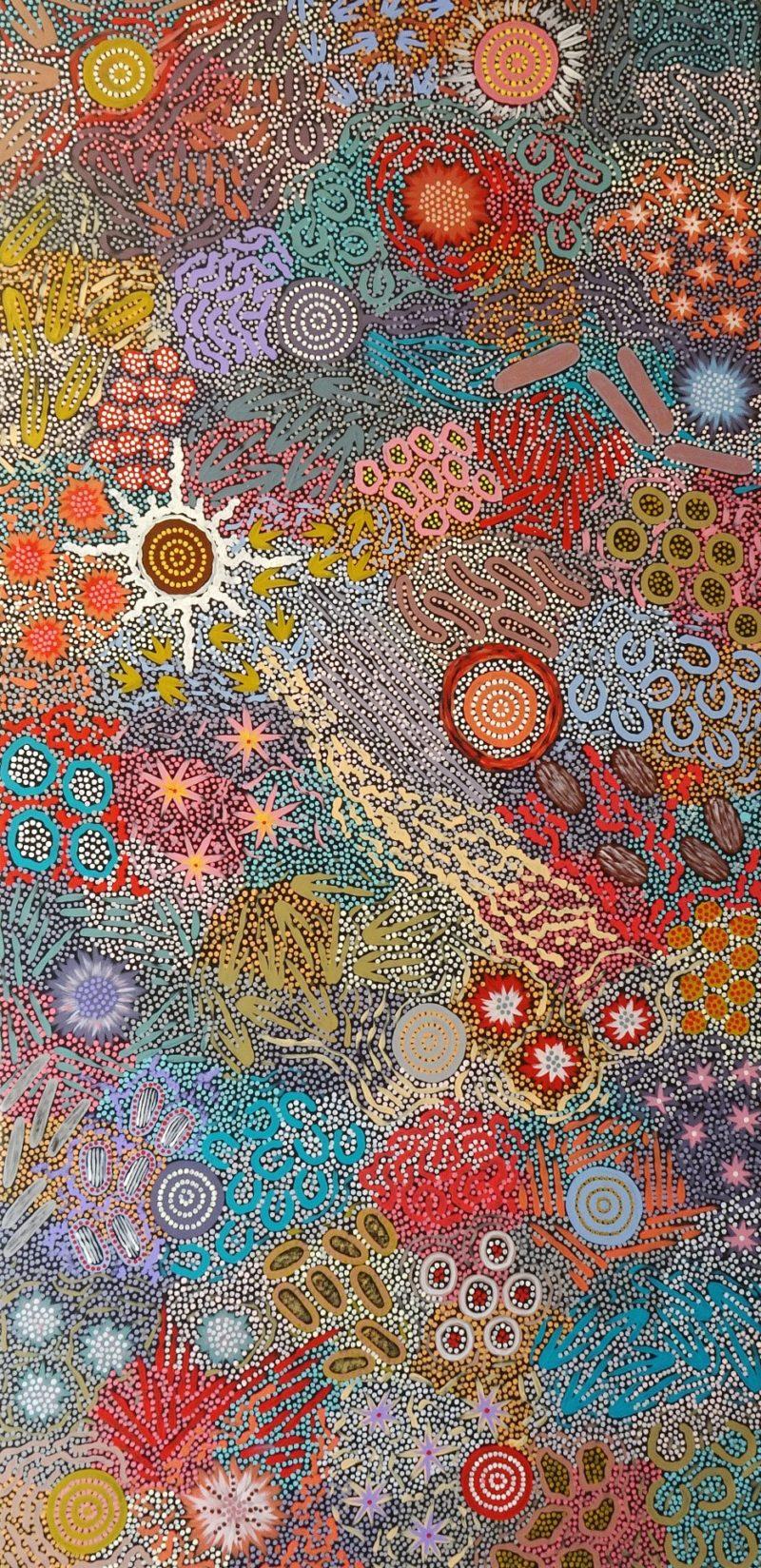 Michelle Possum Aboriginal Art