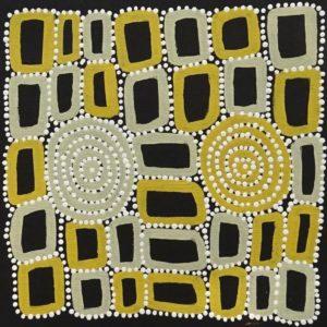 Walala Tjapaltjarri Aboriginal Art