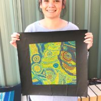 Arkeria Armstrong Aboriginal Art