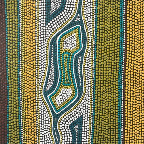Arkeria Armstrong Aboriginal Art