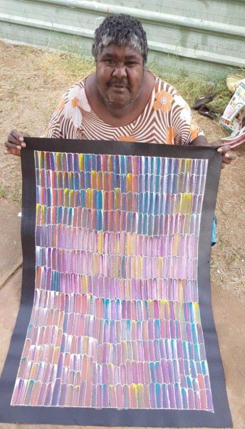 Jeannie Mills Aboriginal Art