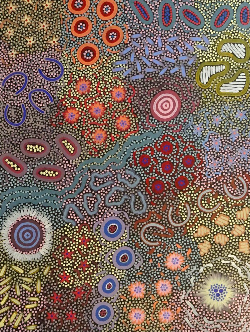 Chelsea Possum Aboriginal Art