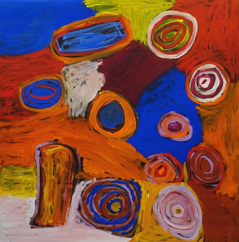 Bob Gibson Aboriginal Art