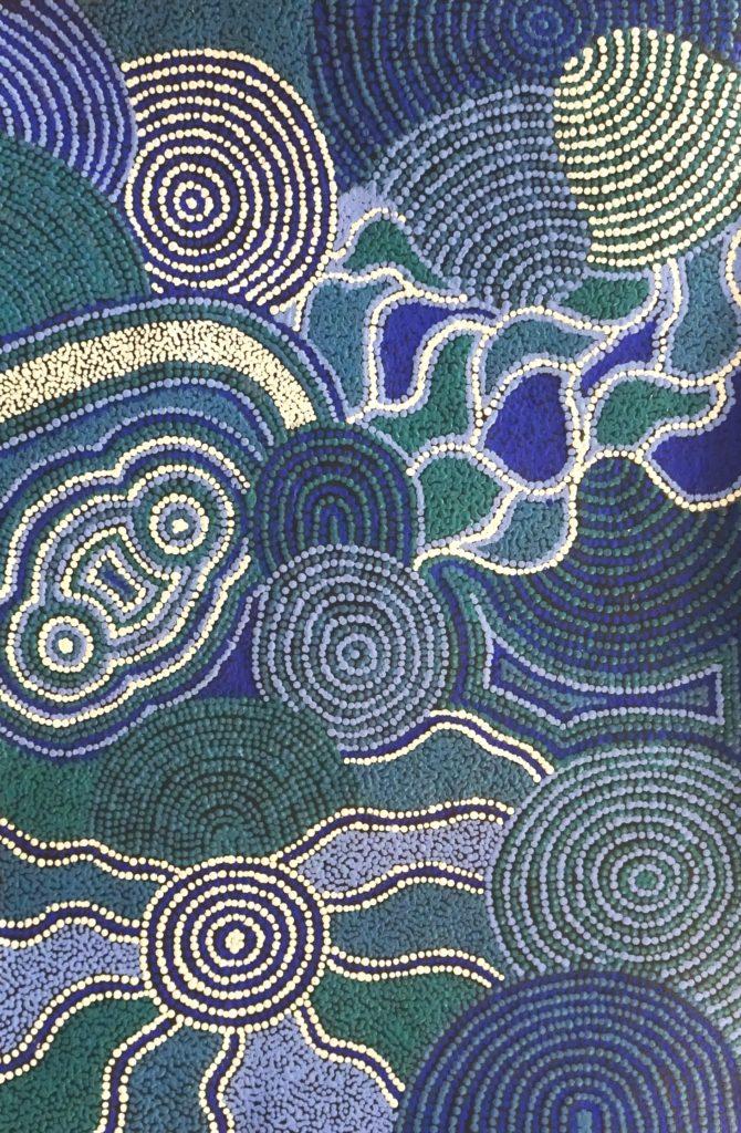 Nellie Marks Aboriginal Art
