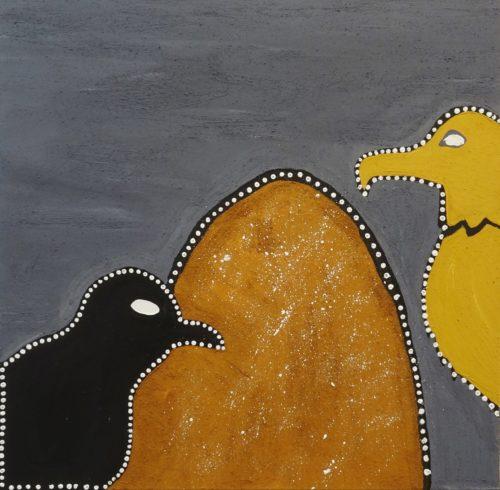 Cassius Nulgit Aboriginal Art