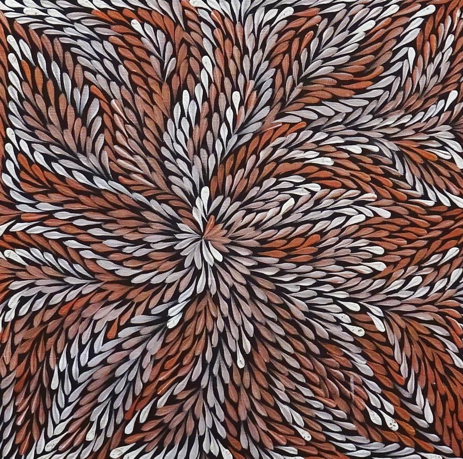Dulcie Long Pula Aboriginal Art