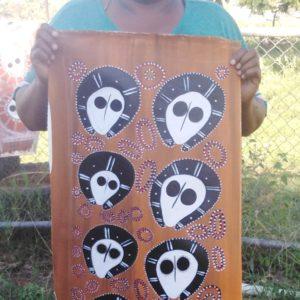 Edna Dale Aboriginal Art