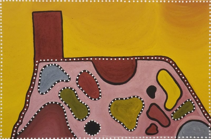 April Nulgit Aboriginal Art