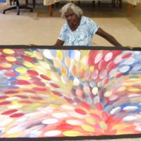 Gloria Petyarre Aboriginal Art
