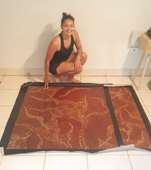 Sarrita King Aboriginal Art