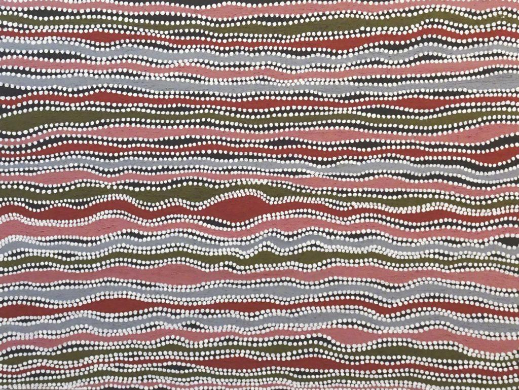 Kitten Malarvie Aboriginal Art