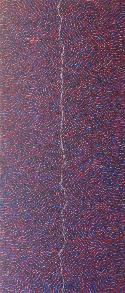 Annie Nelson Napangardi Aboriginal Art