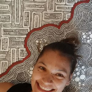 Sarrita and Tarisse King Aboriginal Art