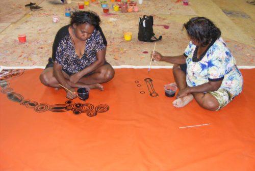 Elaine Woods Aboriginal Art