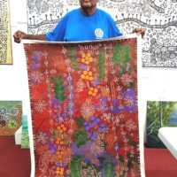 Sandy Walker Japanardi Aboriginal Art
