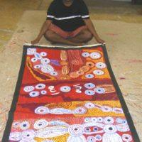 Julie Woods Aboriginal Art