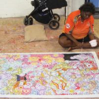 Venita Woods Aboriginal Art