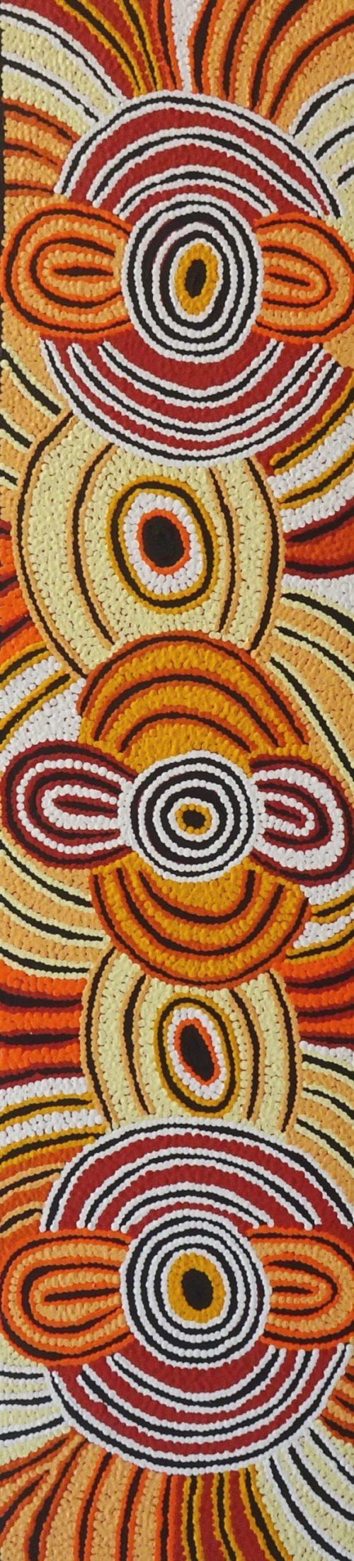 Kim Butler Napurrula Aboriginal Art