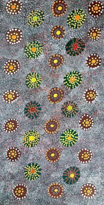 Lucky Morton Aboriginal Art