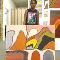 April Nulgit Aboriginal Art