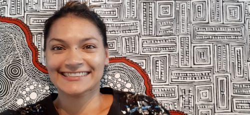 Tarisse and Sarrita King Aboriginal Art