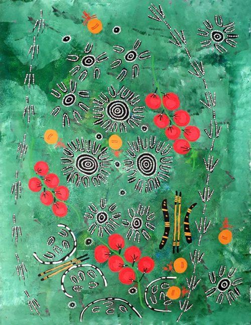Sandy Walker Aboriginal Art