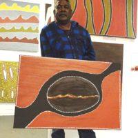 Mark Nodea Aboriginal Artist