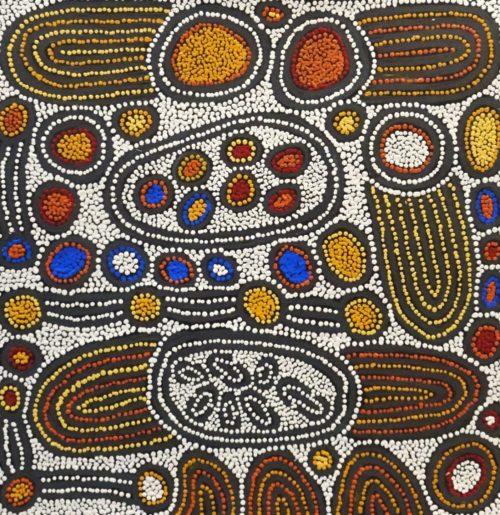 Joylene Reid Napangardi Aboriginal Art