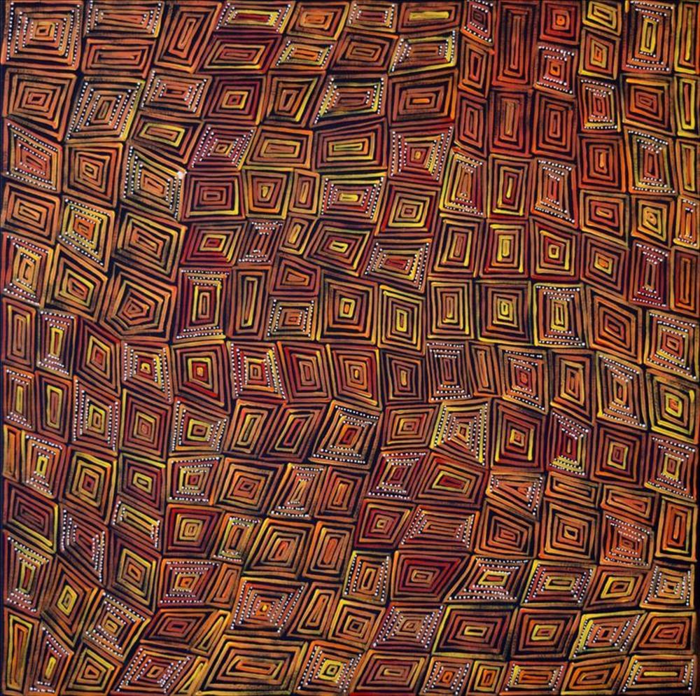 Artists of Yuendumu Aboriginal Art