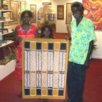 Jimmy Djelminy Aboriginal Art
