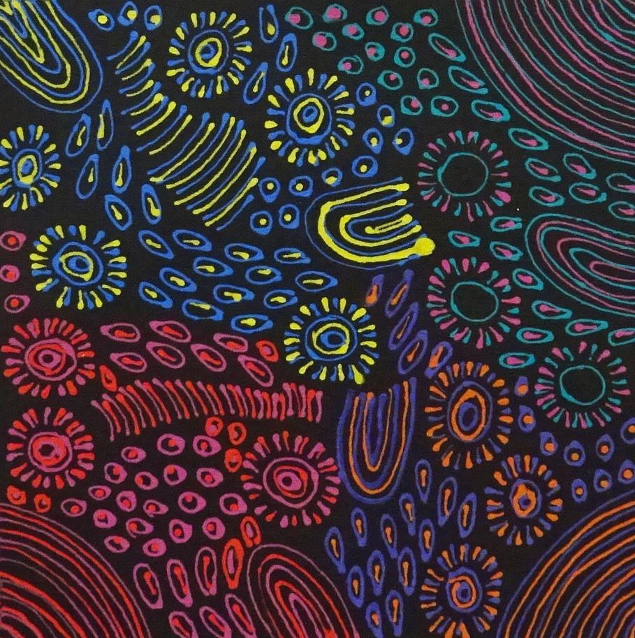 Freda Price Petyarre Aboriginal Art