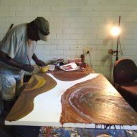 Mark Nodea Aboriginal Art