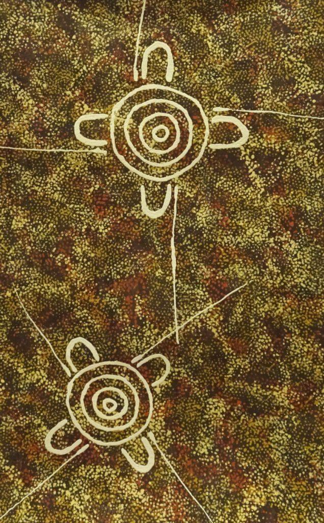 Kamahi King Aboriginal Art